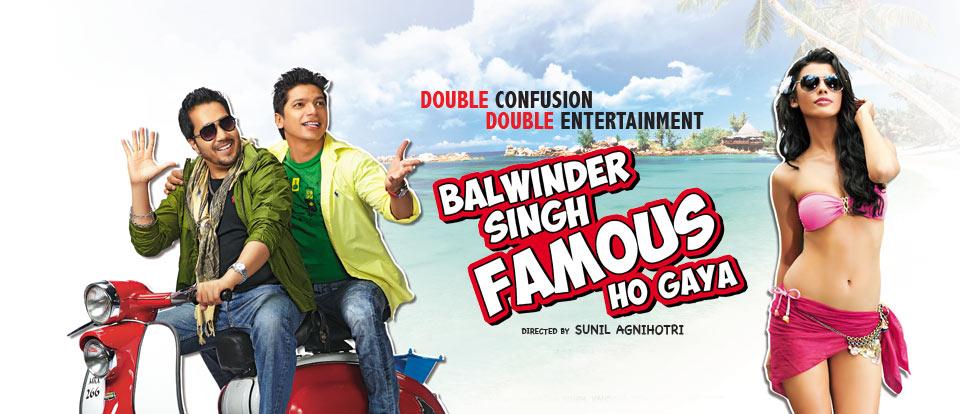 Balwinder Singh... Famous Ho Gaya hindi dubbed 720p movies